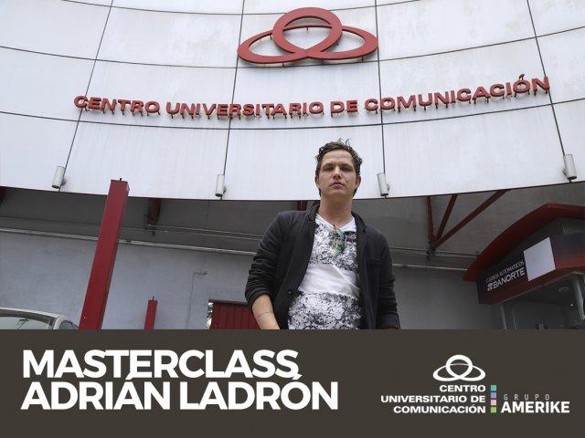 masterclass Ladron, CUC