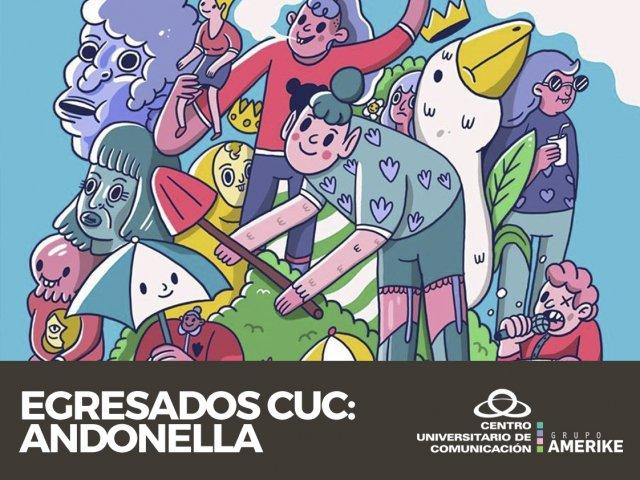 Egresados CUC Andonella