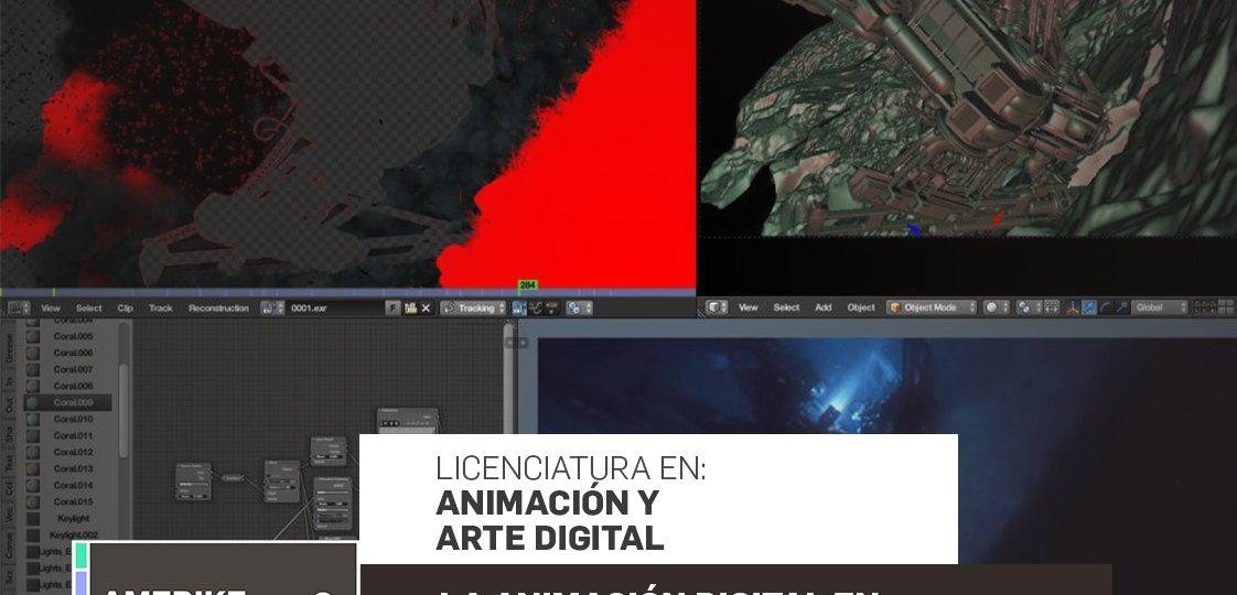 La animación digital en el cine