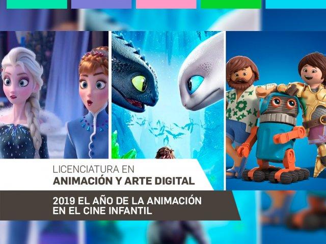 2019 el año de la animación en el cine infantil