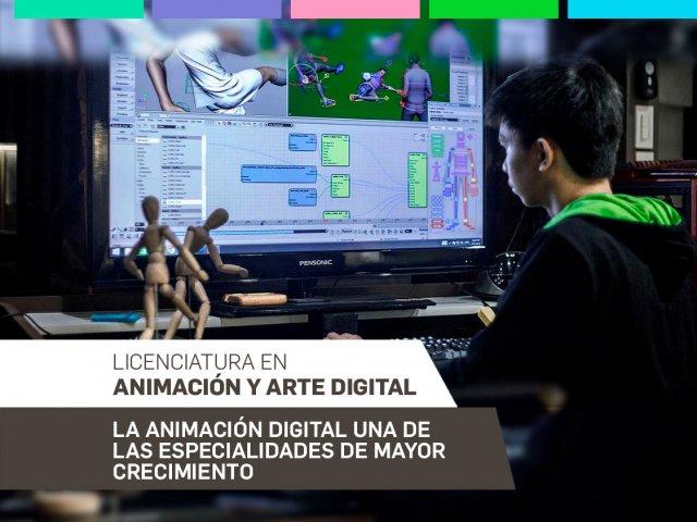 animación digital en mayor crecimiento