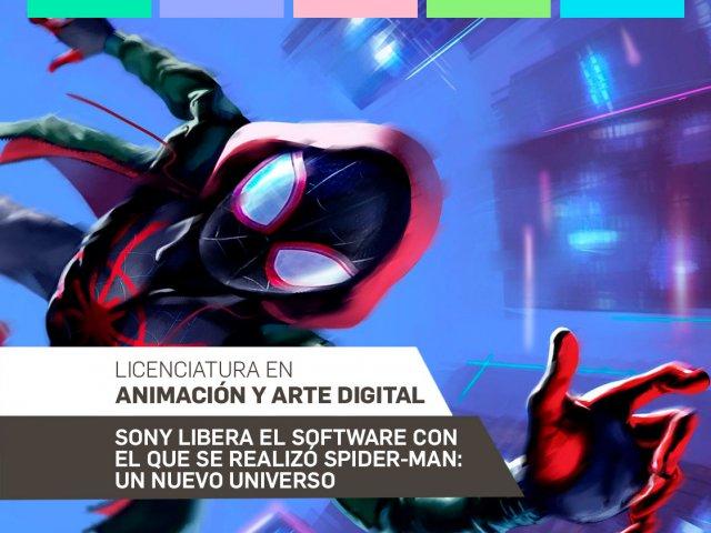 Spider-Man:Un nuevo Universo