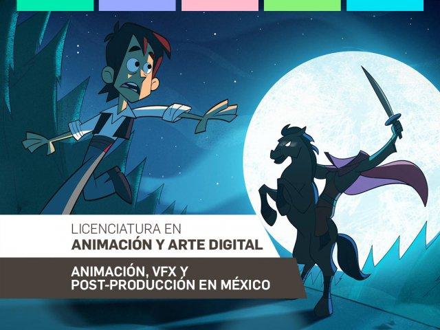 Ánima Estudios es la empresa de animación