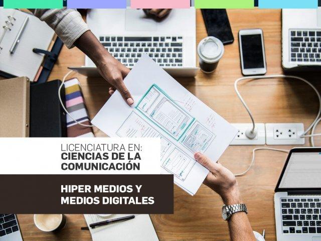 Hiper medios y medios digitales