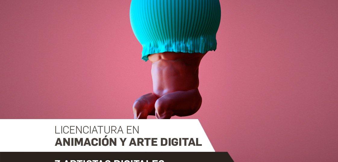 7 artistas digitales para seguir en Instagram