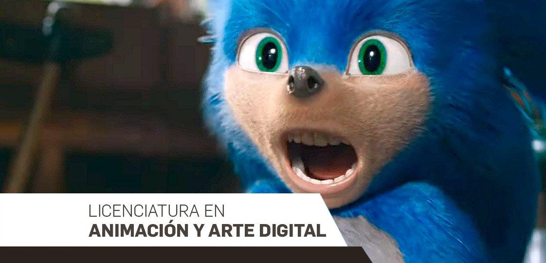 """Corrigen animación de """"Sonic"""""""